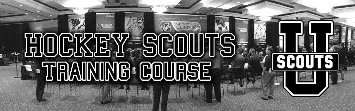 Hockey Scouts Training Course